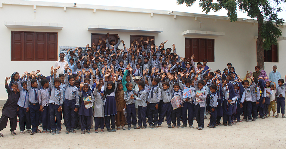 ThirdWay Trust Classroom in Pakistan