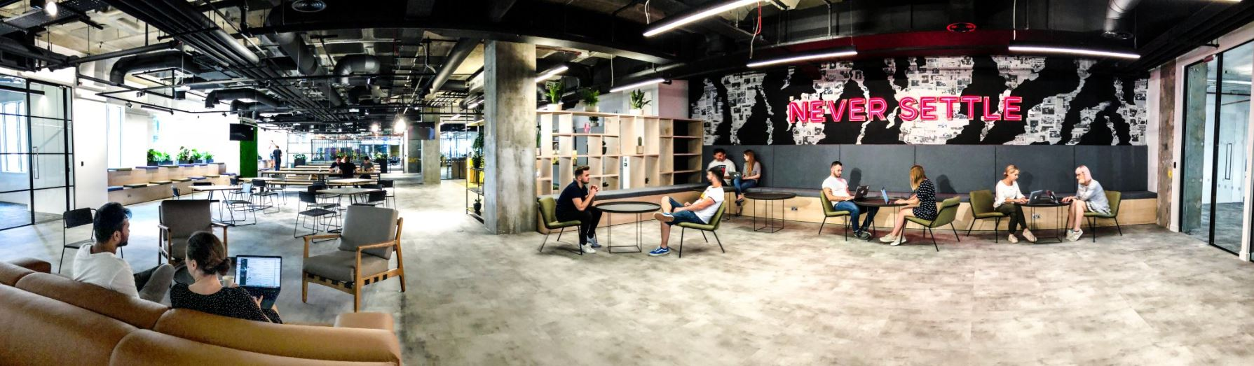 Revolut London office fit-out